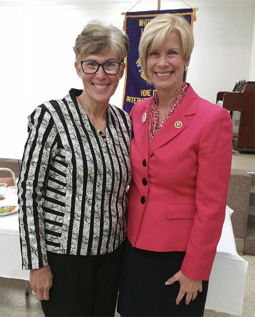 Janice Hahn with Cathy photos2